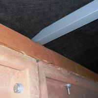 Diy slate roof: Leofric roofing
